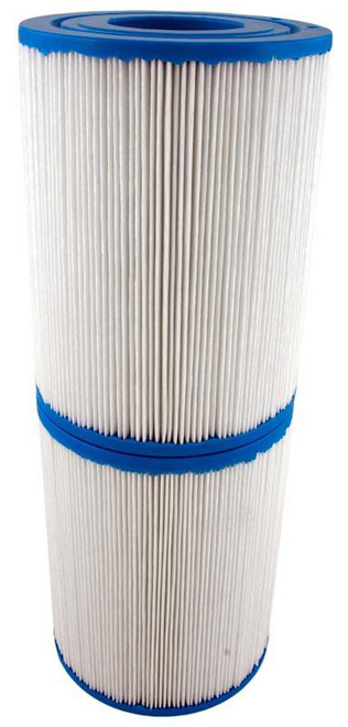 "Spa Filter Baleen: AK-3026, OEM: 17-2464, 817-5010, Pleatco: PRB25SF-PAIR , Unicel: C-4405 , Filbur: FC-2387, Diameter: 4-15/16"", Length: 6-5/8"""