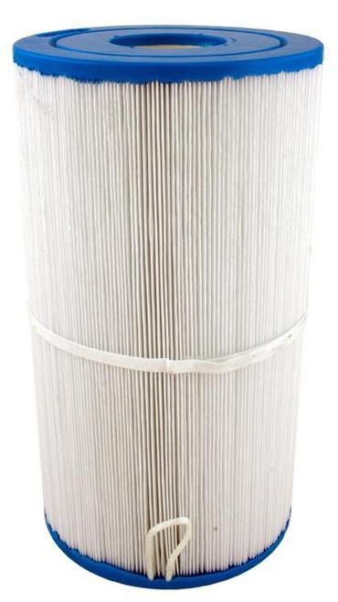 "Spa Filter Baleen: AK-4001, OEM: N/A, Pleatco: PJW50 , Unicel: C-5300 , Filbur: FC-1320, Diameter: 5-11/16"", Length: 10-3/8"""