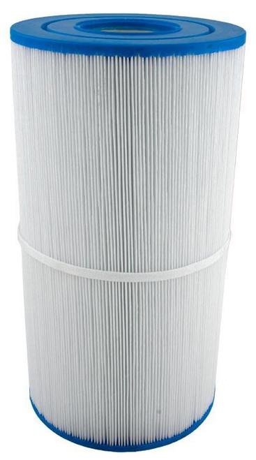 "Spa Filter Baleen: AK-40042, OEM: 173584, 817-0014, Pleatco: PLBS50 , Unicel: C-5345 , Filbur: FC-2970, Diameter: 5-5/16"", Length: 10-1/8"""