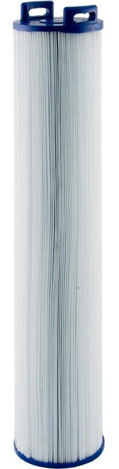 "Spa Filter Baleen: AK-4012, OEM: N/A, Pleatco: PLW100-4 , Unicel: C-5399 , Filbur: FC-3103, Diameter: 5-7/8"", Length: 25-3/4"""