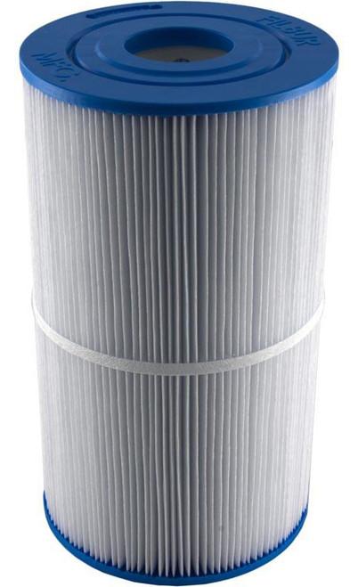 "Hot Spring Spa Filter: AK-5005, OEM: 31489, Pleatco: PWK30 , Unicel: C-6430 , Filbur: FC-3915, Diameter: 6"", Length: 10-1/2"""