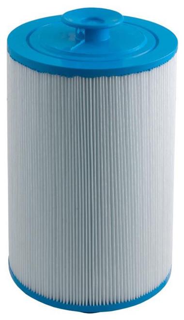 "Spa Filter Baleen: AK-6008, OEM: 17-B1164, Pleatco: N/A , Unicel: C-7404 , Filbur: FC-0750, Diameter: 7"", Length: 9-13/16"""