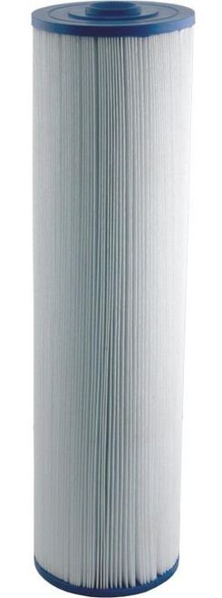 "Spa Filter Baleen: AK-6013, OEM: 2396-090, Pleatco: PD90SL-4 , Unicel: C-7409 , Filbur: FC-4020, Diameter: 7"", Length: 26-1/4"""