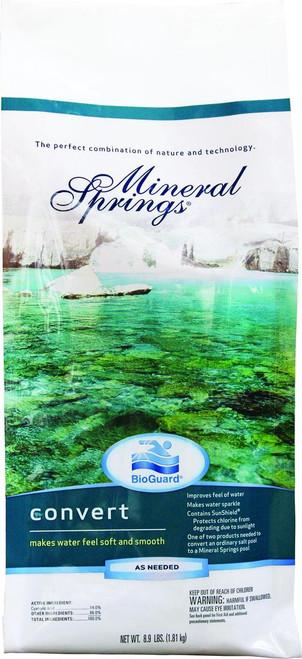 Mineral Springs Convert - 8.9 lbs Bag