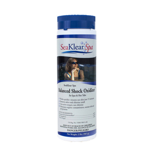 SeaKlear Balanced Shock Oxidizer 2 lbs - LOWEST PRICE