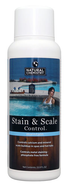 NC Brands Stain & Scale Control, 1L | Formerly SeaKlear Spa Stain and Scale Control  32 oz - LOWEST PRICE