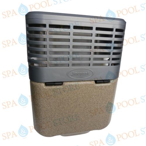 9802-728 J-LX®/J-LXL® Series Skimmer Shield in Sand Color