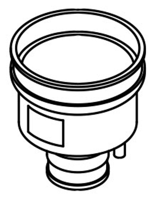 Blower Bottom Housing (6500-136)