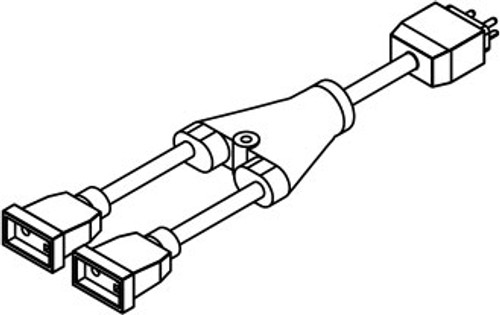 "6473-554 Cord: 240V ""Y"" UV/Ozone Unit"