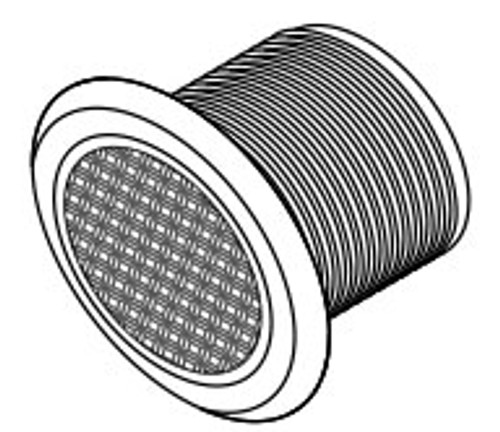 Wall Fitting Light Lens (309002)