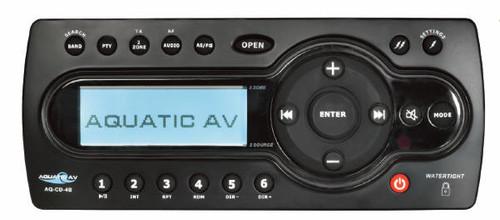 6500-555 Receiver: AM/FM/iPod Aquatic