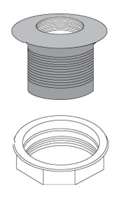 "309049 1.5"" Filter Fitting (includes nut)"