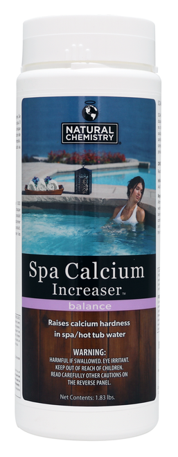 NC Brands Spa Calcium  Increaser, 1.83lb | Formerly SeaKlear Spa Calcium Increaser  1 qt- LOWEST PRICING