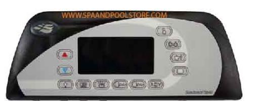 6600-854 Sundance Spas Control Panel 880 Series 2009-05/2012