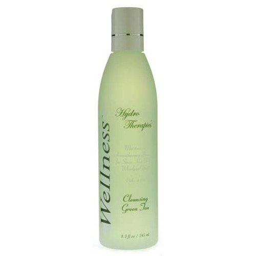 Wellness Cleansing Green Tea 8oz.
