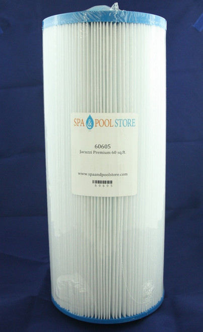 "Replacement for 6000-383A Jacuzzi® Hot Tubs Filter Cartridge, 2002+ Diameter: 6-3/4"", Length: 15-1/2"""