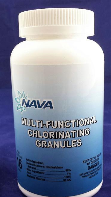 NAVA Multi-Functional Chlorinating Granules