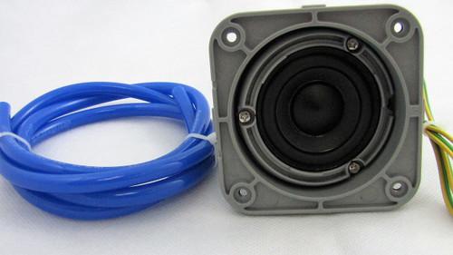 """6560-437 Jacuzzi J-500 Speaker: 2"""" Aquatic, Neodymium (Blue Drain Hose Included)"""