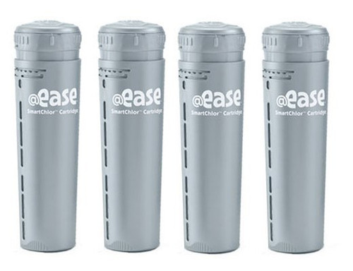 @Ease In-Line SmartChlor Replacement Refill 4 Pack - Auto Shipment Save 5% - Subscribe Below
