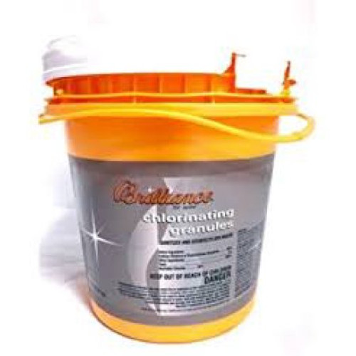 Brilliance for Spas Chlorine Granules 5#