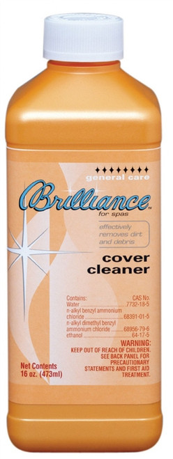 Brilliance Cover Cleaner 16oz