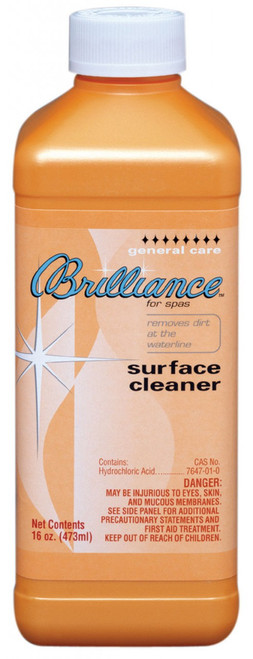 Brilliance Surface Cleaner 16 oz.