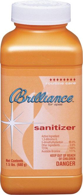 Brilliance For Spas Sanitizer 1.5 lb