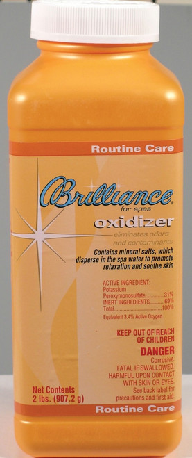 Brilliance Oxidizer with Mineral Salts 2 lbs