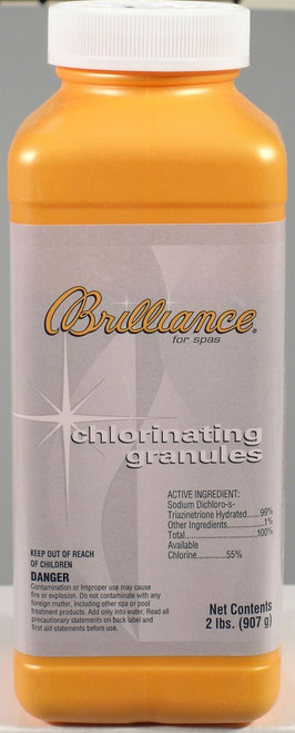 Brilliance Chlorinating Granules 2 lb