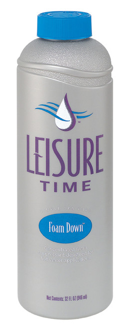 Leisure Time Foam Down 32 oz