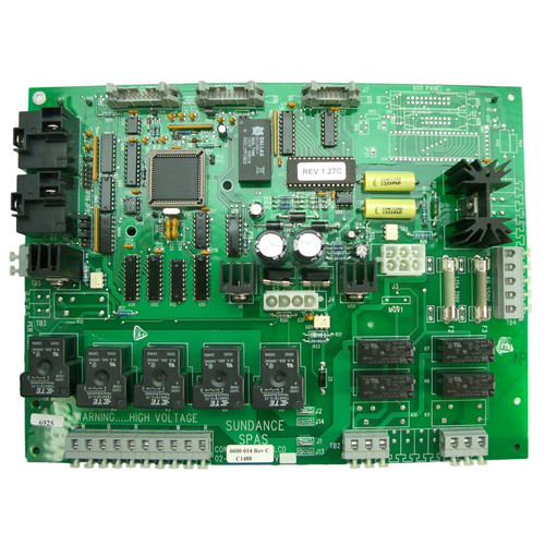 6600-014 Sundance Spas Circuit Board