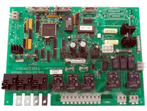6600-730 formerly 6600-028 Sundance® /Jacuzzi® Circuit Board Free Shipping
