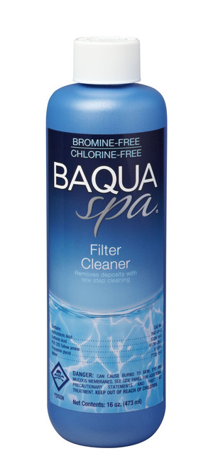 Baqua Spa Filter Cleaner 16 oz