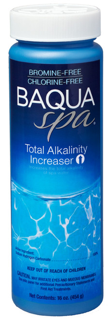 Baqua Spa Total Alkalinity Increaser 16 oz