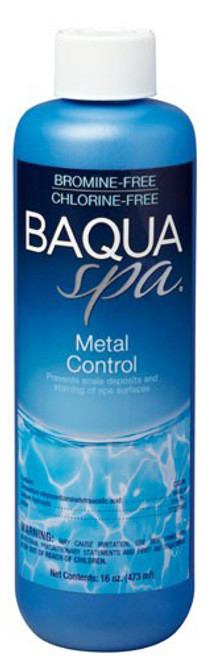 Baqua Spa Metal Control 16 oz