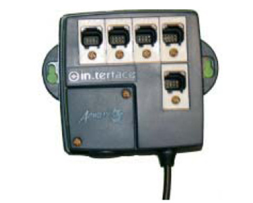 33-0511-40 - Artesian Spas EQ-IN-TR In Touch P1-P5