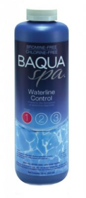 Baqua Spa Waterline Control 32 oz