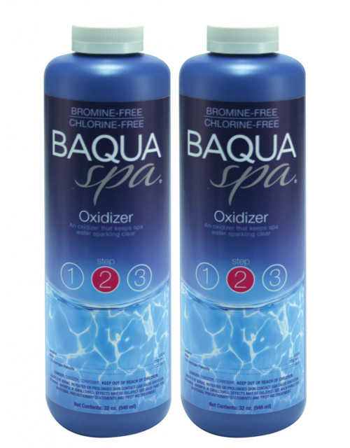 Baqua Spa Oxidizer 2 qty x 32 oz - LOWEST PRICE