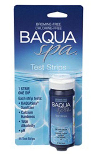 Baqua Spa Test Strips (25 count)