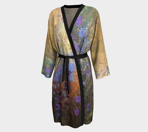 Heaven scent sheer robe