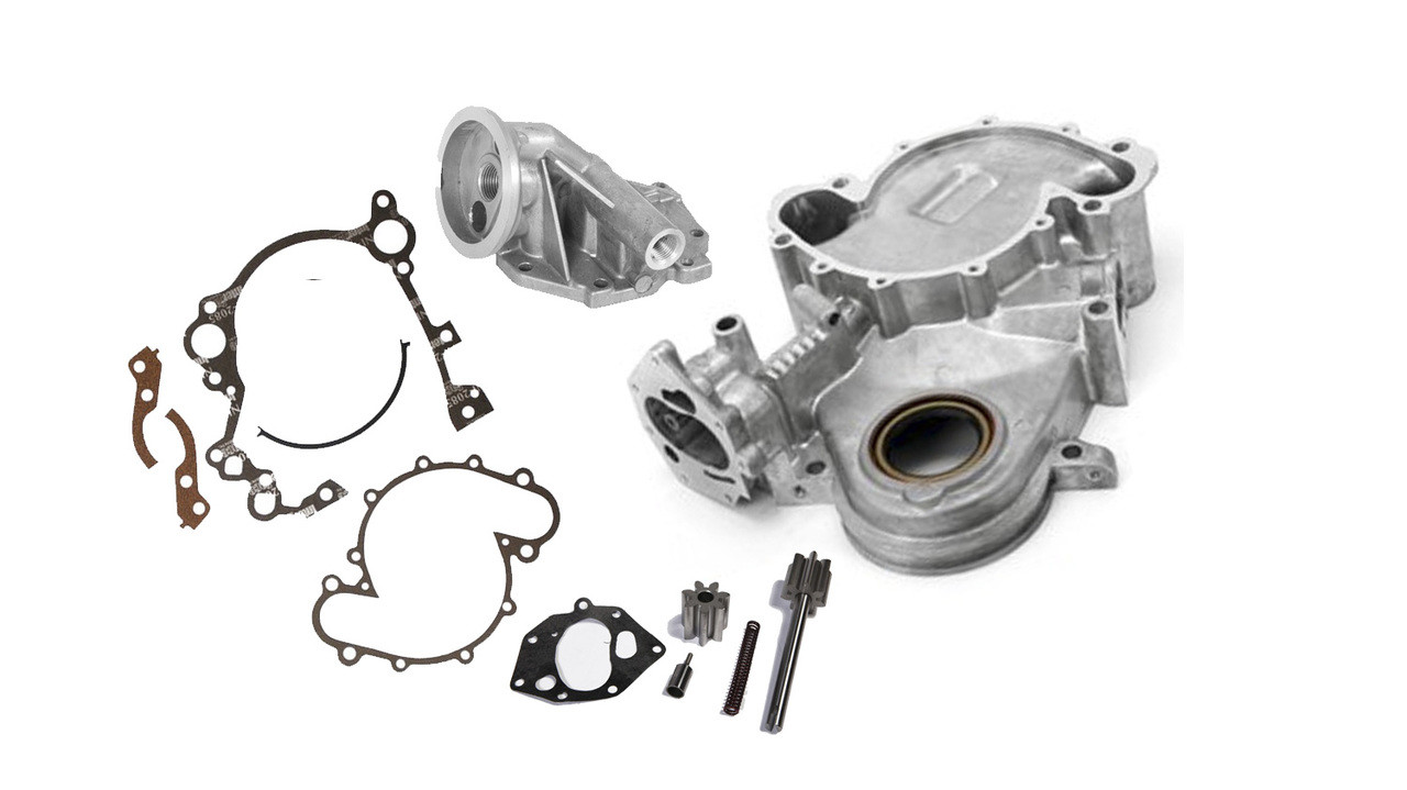 Timing Chain Cover Kit Jeep V8 AMC 360 401 GW 1974-1991