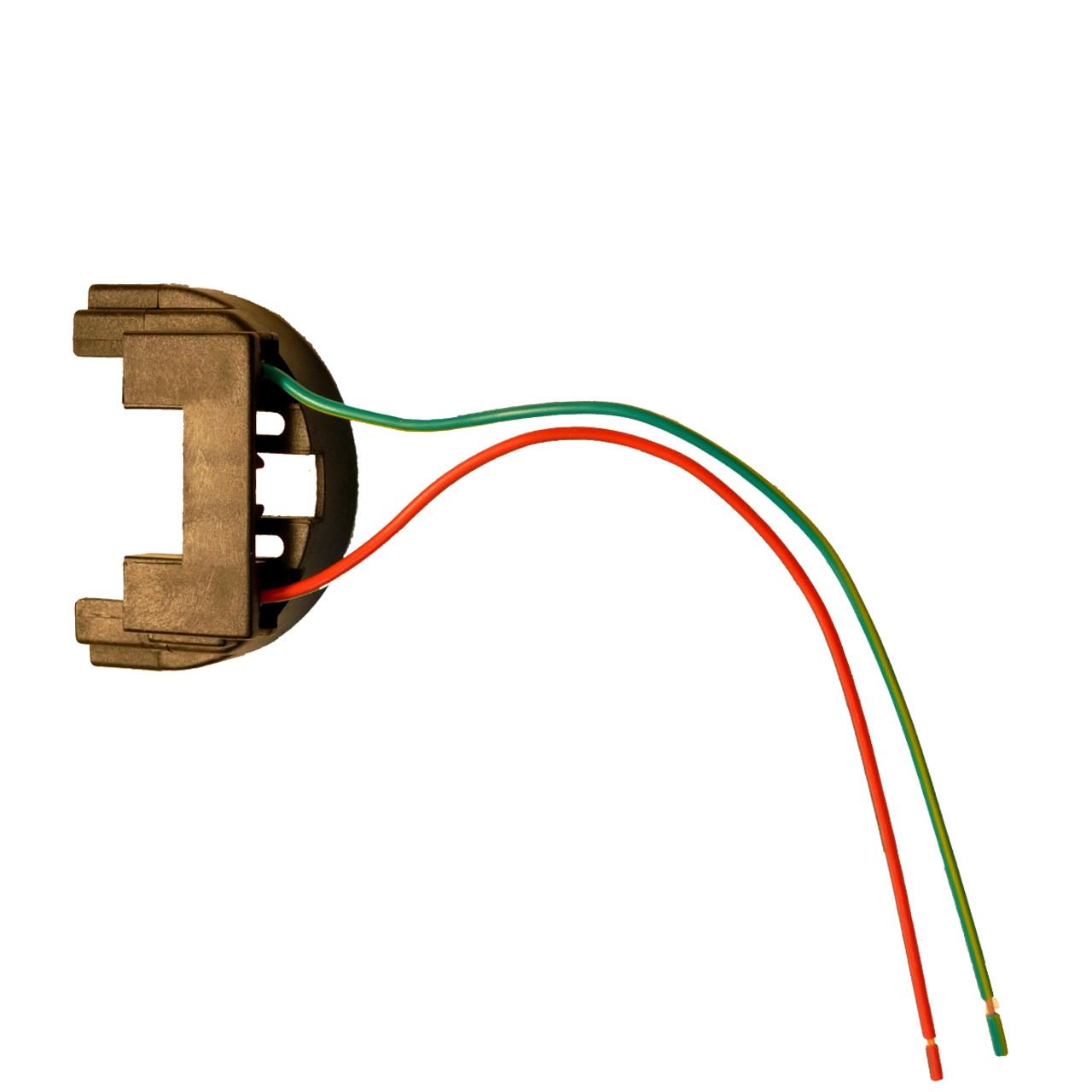 Coil Bracket Wire Connector Gw 1978 1989 Team Grand Wagoneer
