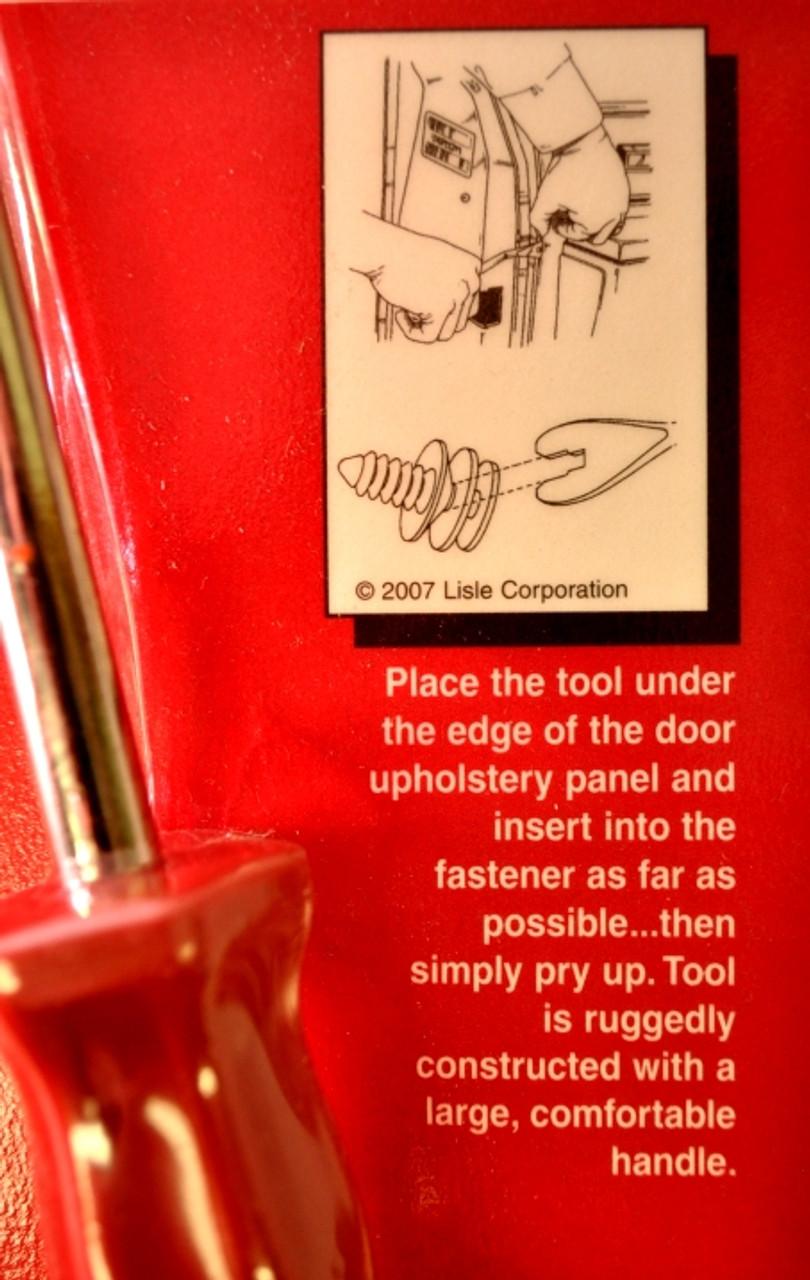 Lisle Door Panel Remover Tool