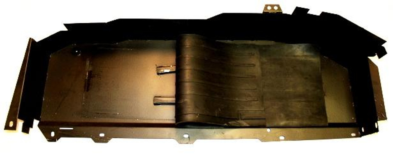 Fuel Tank Skid Plate Rubber Insulator Mat GW 1980-1991