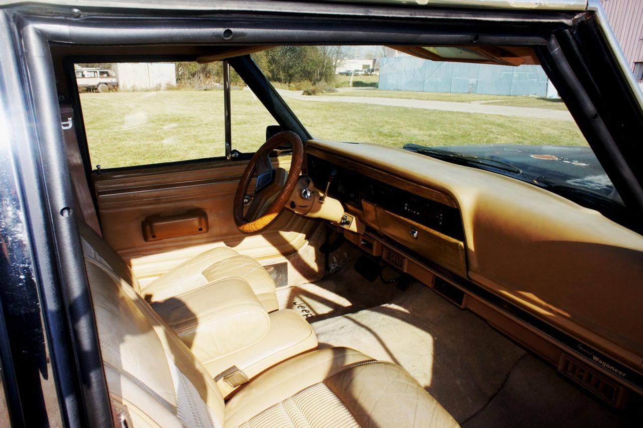 Door Opening Seal FRONT OEM Style GW 1963-1991