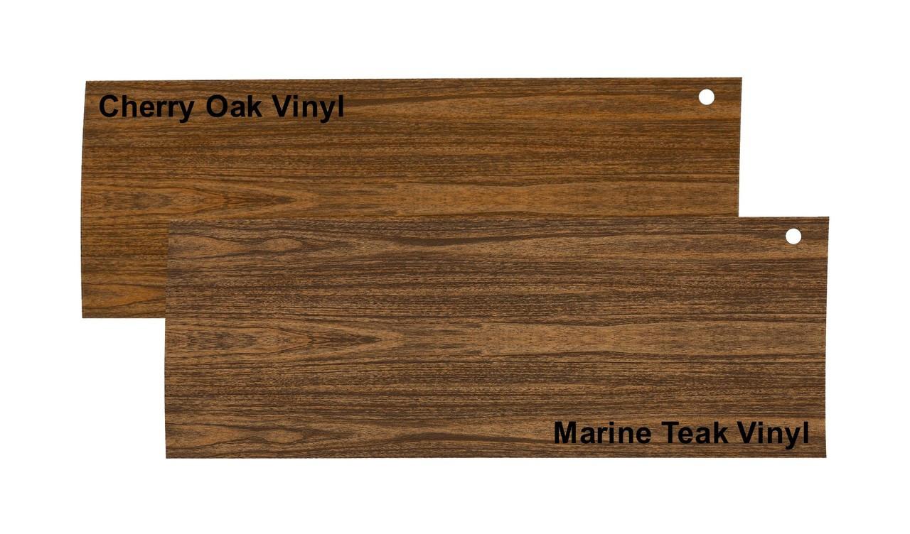 Woodgrain Moulding & Marine Teak Vinyl Complete Set GW 1987-1991