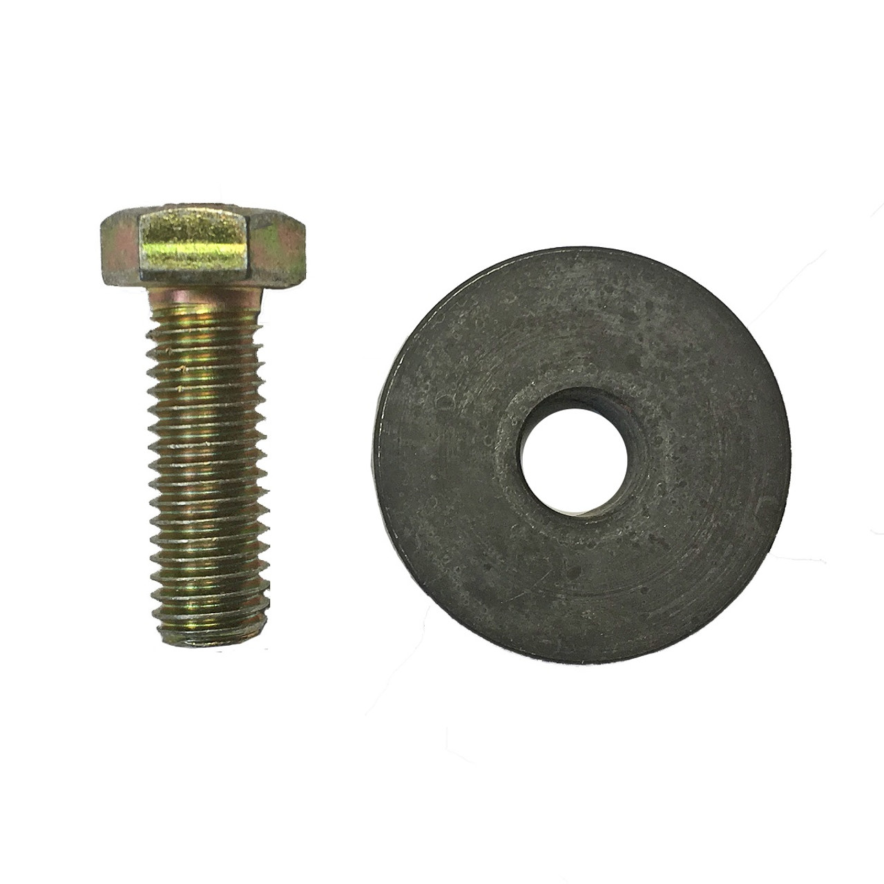 FRONT CRANKSHAFT PULLEY WASHER & BOLT