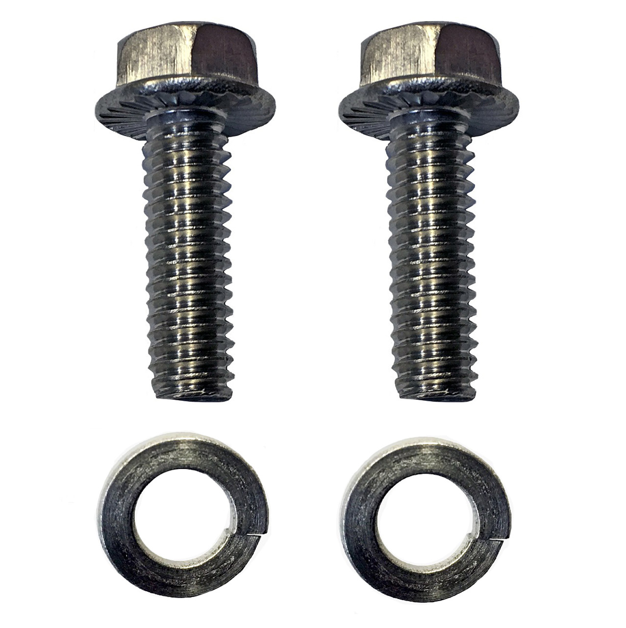 THERMOSTAT HOUSING BOLTS & WASHERS IN STAINLESS STEEL