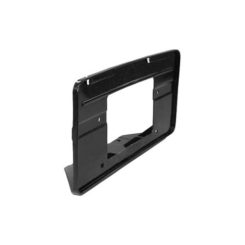 Front License Plate Bracket Plastic GW 1981-1991