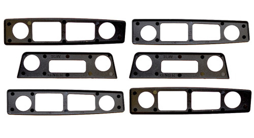 Roof Rack Gasket Set GW 1974-1991